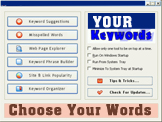 web site marketing, keywords